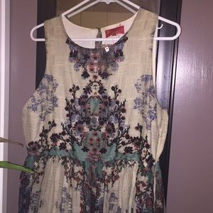c3d46f146d1d2 Anthropologie Dresses - Anthropologie Bhanuni Madera maxi